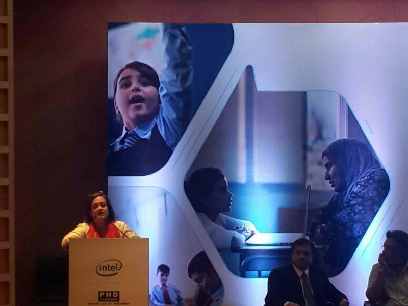 New Intel India Initiative Seeks to Infuse Technology in Education