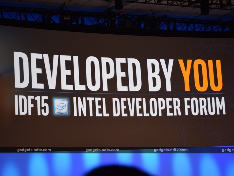 IDF 2015: Software, Hardware, and the People Who Make It All Go Together