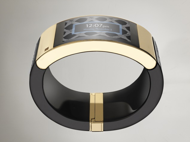 Intel MICA Smart Bracelet Unveiled for Fashion-Conscious Women