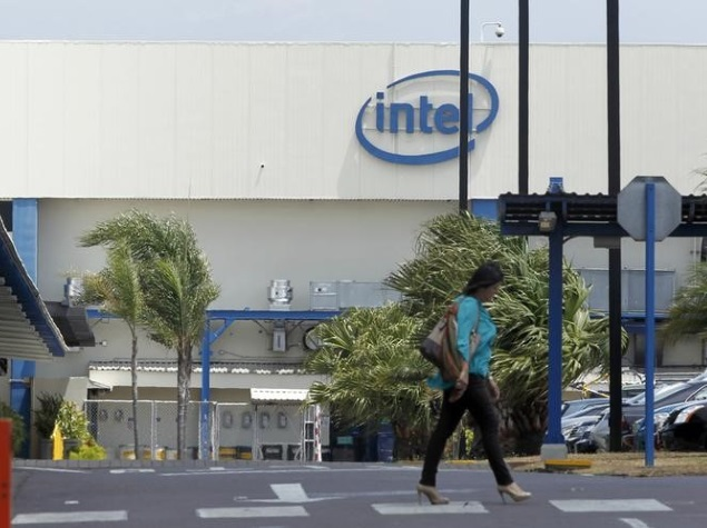 Intel Reports Better-Than-Expected Quarterly Results as Data Centre Business Grows