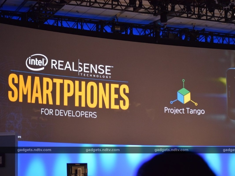 IDF 2015: Intel Demos New Features for PC and Smartphone Security and Immersiveness