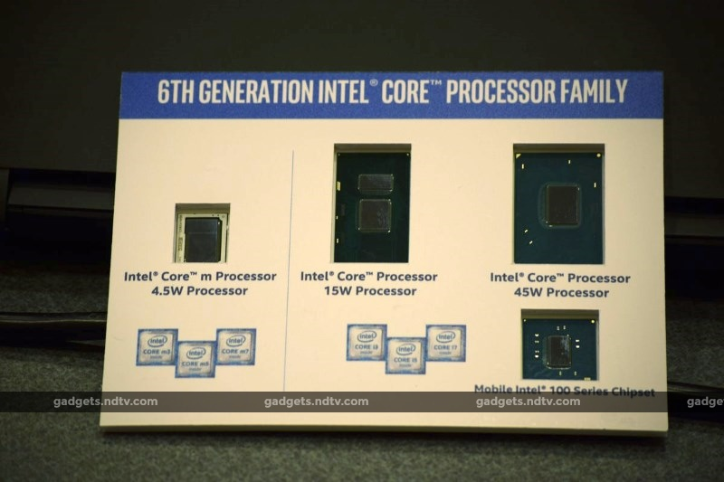 Intel Launches 48 6th-Gen 'Skylake' CPUs for Desktops, Notebooks, and 2-in-1s