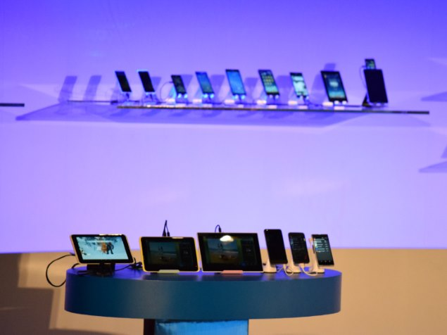 Global Device Shipments to Touch 2.5 Billion Units in 2015: Gartner