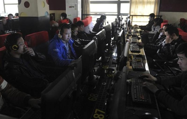 China employing two million people as 'web police' to monitor Internet