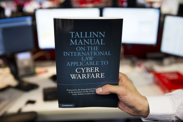The Tallinn Manual to lay down cyber-war rules in the Wild, Wild West Internet