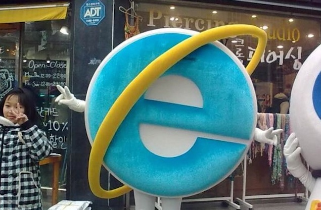 Microsoft issues a zero-day exploit warning for Internet Explorer versions 6 thru 11