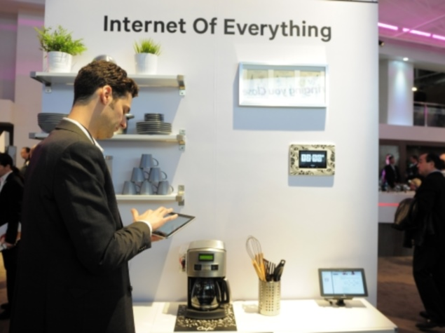 India and South Korea to collaborate on Internet of Things technologies
