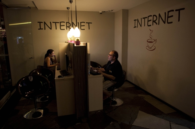 EU welcomes Egypt's pledge for 'open' Internet
