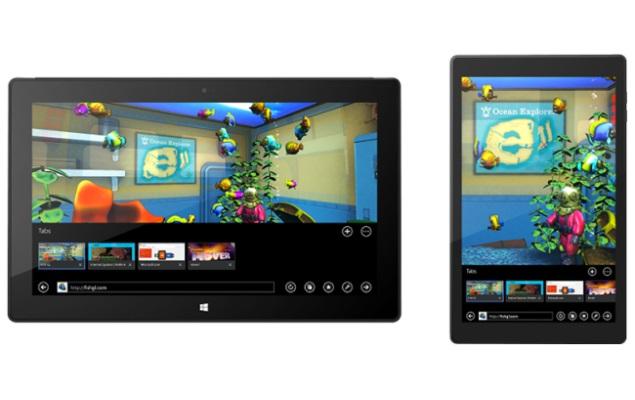Internet Explorer 11 debuts on Windows Phone 8.1, gets updated for desktop