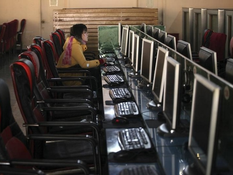 US Says China's Internet Filters Act Like Trade Barriers