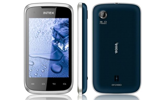 Intex launches Aqua 4.0 dual-SIM Android smartphone for Rs. 5,490