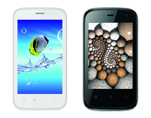 Intex launches Aqua Flash and Aqua Trendy dual-SIM Android phones in India