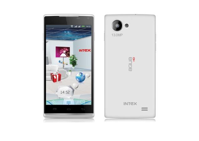 Intex Aqua HD and Aqua i4 dual-SIM Android 4.2 smartphones launched in India