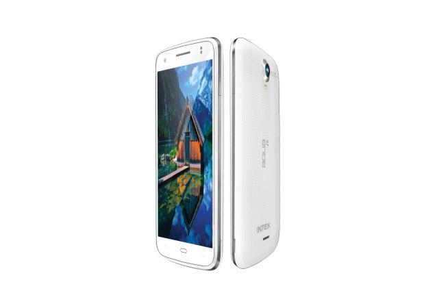 Intex Aqua i6 with 5-inch display, quad-core processor launched at Rs. 8,990