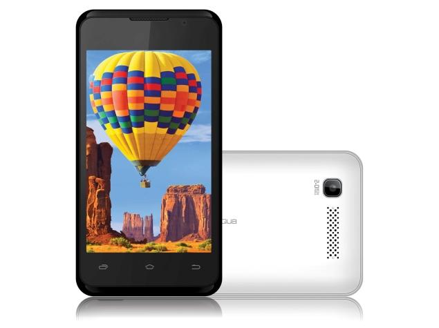 Intex Aqua 3G With 4-Inch Display, Dual-Core SoC Launched at Rs. 3,555
