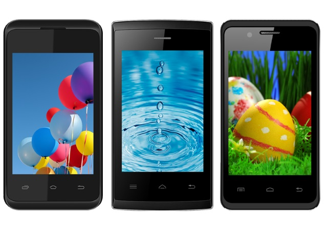 Intex Aqua 3G Mini, Aqua T4, and Aqua T5 With Android 4.4.2 KitKat Launched