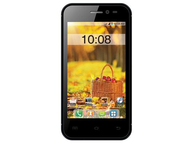 Intex Aqua 3G Star With Android 4.4.2 KitKat Launched at Rs. 3,490