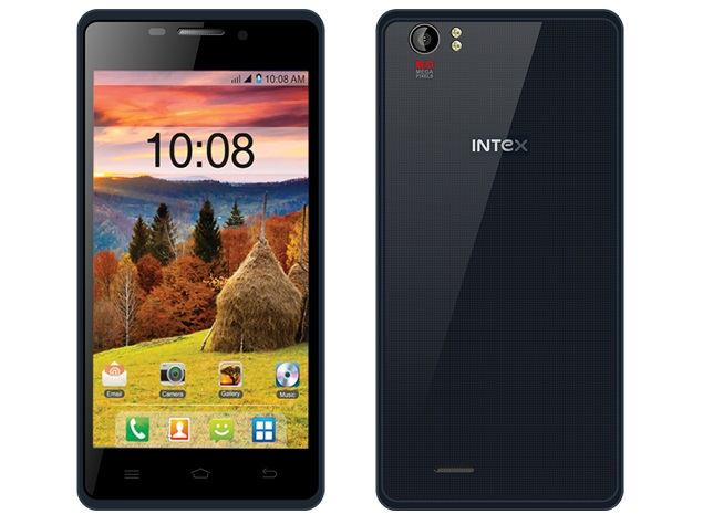 Intex Aqua Desire With 4.7-Inch Display Launched at Rs. 5,560