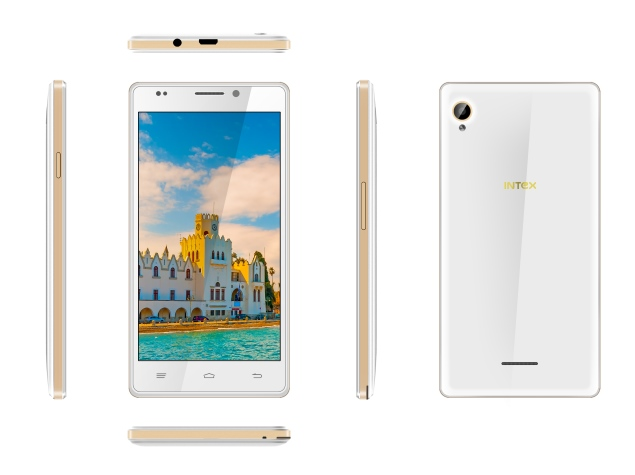 Intex Aqua Power HD With 1.4GHz Octa-Core SoC Launched at Rs. 9,444