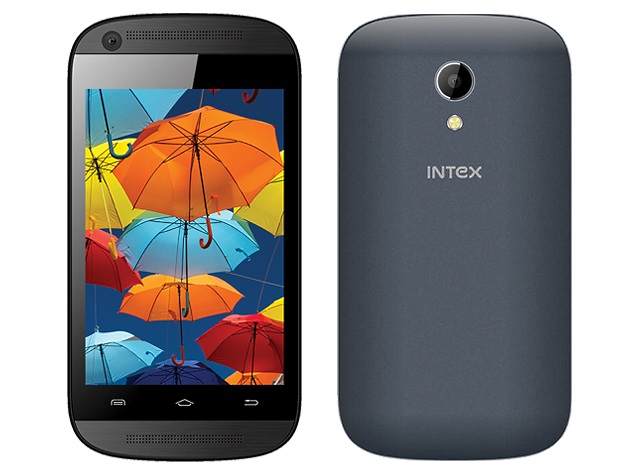 Intex Aqua X With Android 4.4.2 KitKat Launched at Rs. 2,699