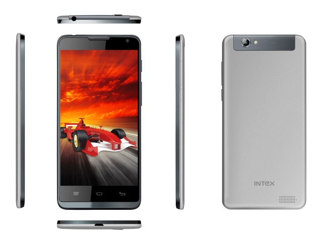 Intex Aqua Xtreme With 1.7GHz Octa-Core SoC Launched at Rs. 11,490