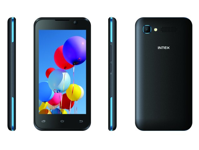 Intex Aqua Y2 Pro With Android 4.4.2 KitKat Launched at Rs. 4,333