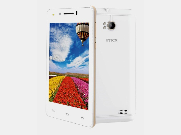 Intex Aqua Y2 Remote With Android 4.4.2 KitKat Launched at Rs. 4,390