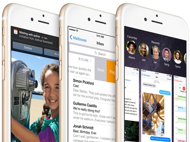 iOS 8 Now Running on 60 Percent of Active iOS Devices: Apple