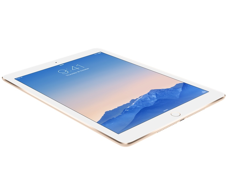 iPad Air 3 to Launch Without 3D Touch in First Half of 2016: Report
