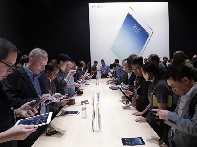 Tablet Sales Continue to Slump Globally: IDC