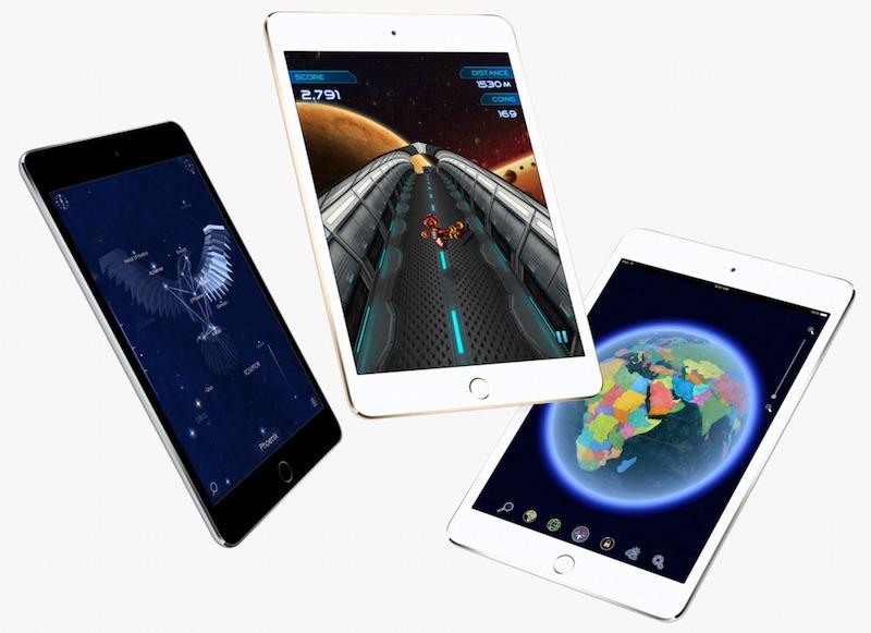 iPad mini 4 Beats iPad Pro in Screen Quality: DisplayMate