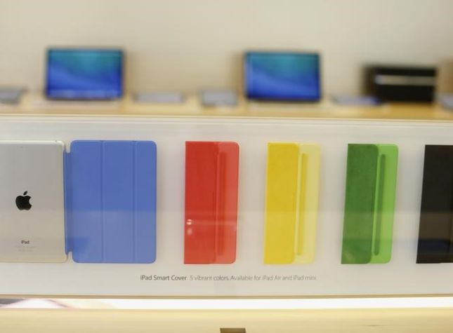 Apple Suppliers Begin Production of New iPad Tablets: Report