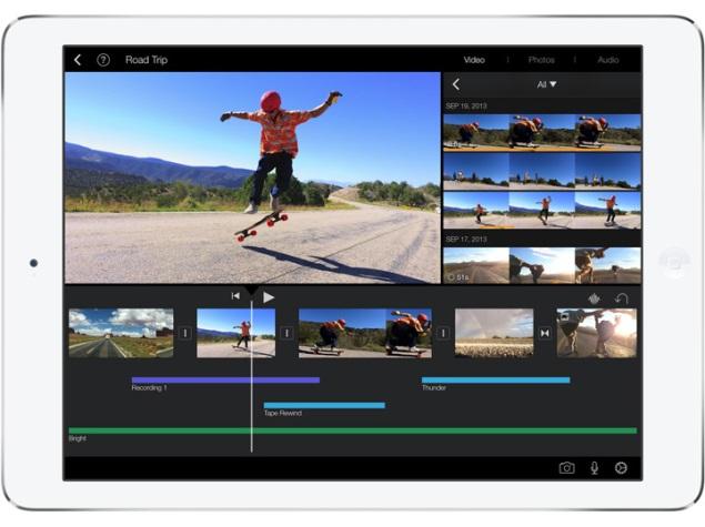 Apple Bringing Split-Screen Multitasking to iPad With iOS 8: Report