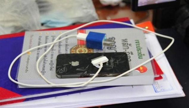 Man reportedly electrocuted while using iPhone 4S with third-party charger