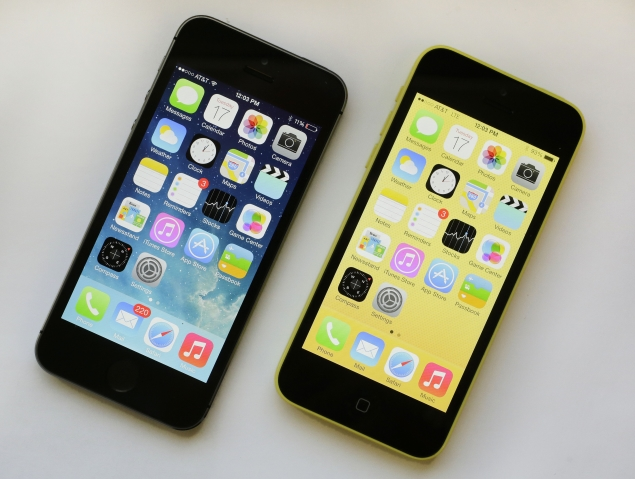 Iphone 5s And 5c India Launch