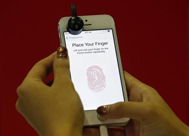 Iphone  Fingerprint Scanner Not Working