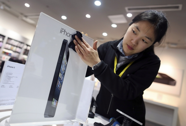 Apple shares gain after new iPhone launch date is revealed