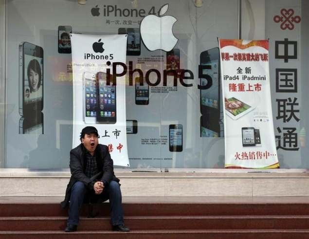 Sorry Apple gets respect in China after tabloid trial
