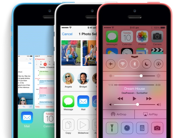 iPhone 5c 8GB variant officially launched