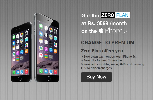 iphone 6 india price apple india hints at zero downpayment plans for iphone 6 14988