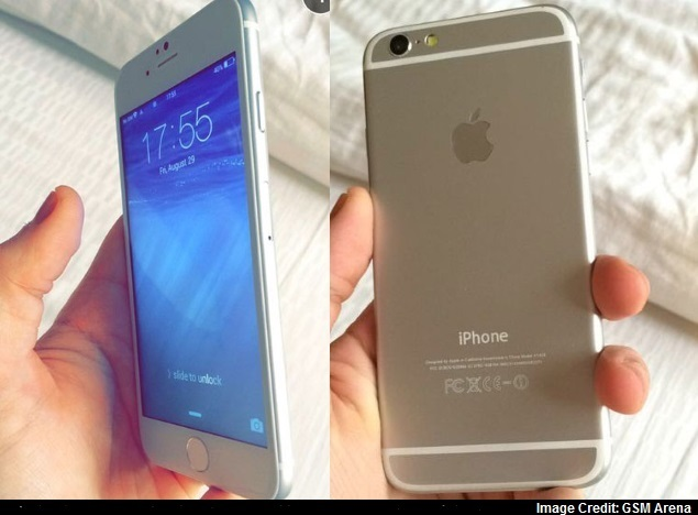 iPhone 6 4.7-Inch Model With Working Display Leaked in Images: Report