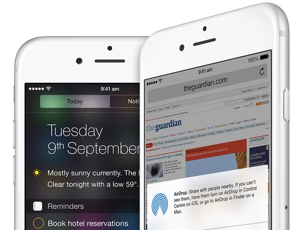 iOS 8 Now Powering 72 Percent of Active iOS Devices: Apple