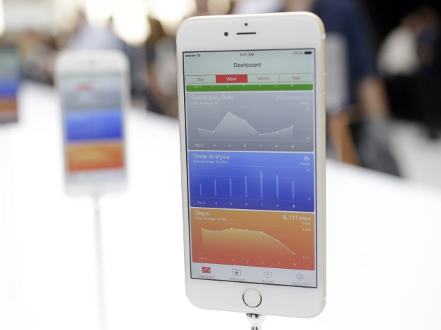 Apple's HealthKit Service Takes Early Lead Among Top Hospitals