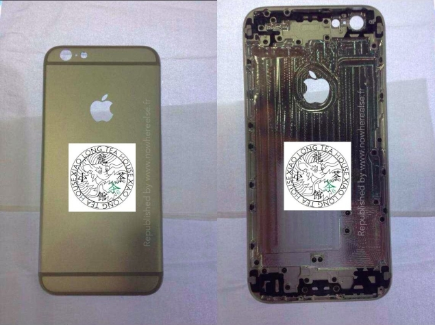 Alleged iPhone 6 Rear Shell Images Tip Design