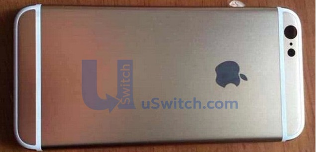 iPhone 6 Rear Apple Logo Could Light-Up for Notifications: Report