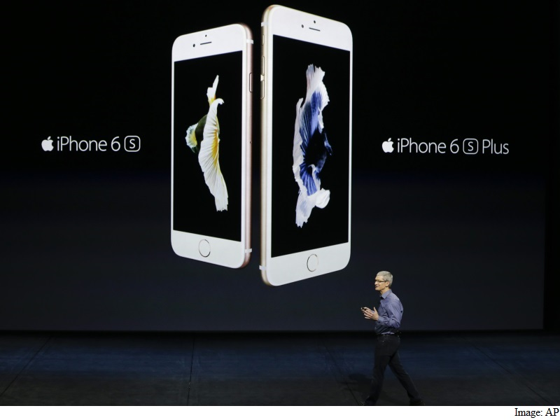 iPhone 6s and iPhone 6s Plus With 3D Touch Display Launched
