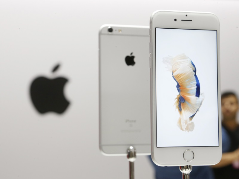 83ecd9eba9a Apple Upgrade Program Seen Driving Demand for iPhone 6s, iPhone 6s Plus