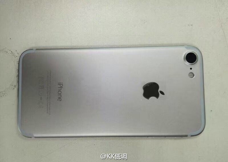 iPhone 7, iPhone 7 Plus Leaked Images Tip Several Design Changes