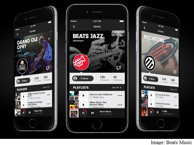 Apple's Plans for Beats Music Service Taking Shape