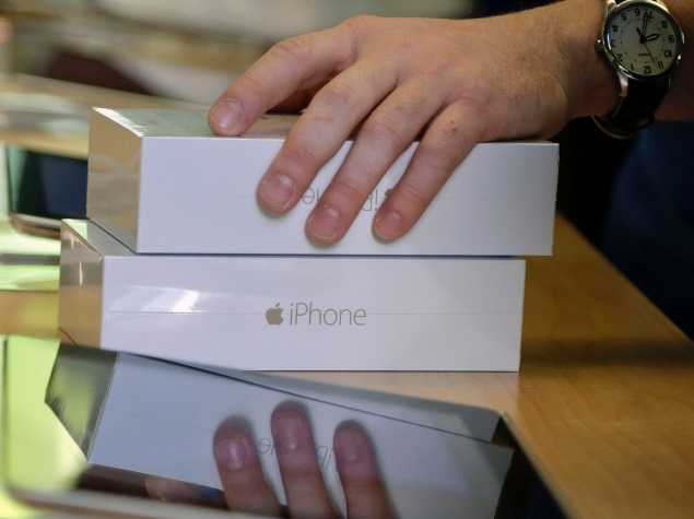 iPhone 6s, iPhone 6s Plus to Feature Force Touch, Record Production Planned: Report